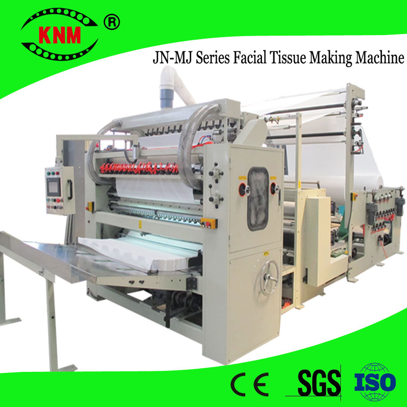 Tissue Paper Making Machine Automatic Facial Tissue Paper Folding Machine