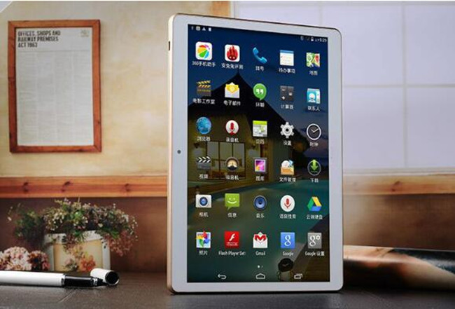 97inch MTK6582 3G Android Phone Call Tablet with Dual SIM card slot Quad CoreGPSWIFIBTIPS Screen