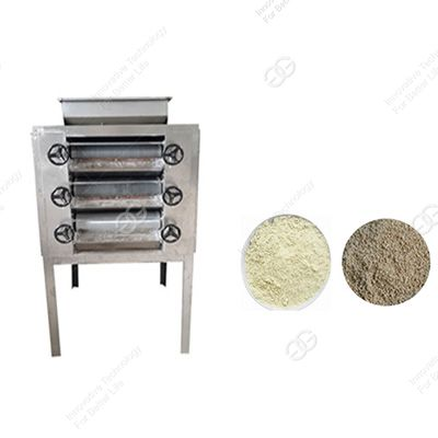 Hot Sale Stainless Steel Peanut Milling Machine with High Quality