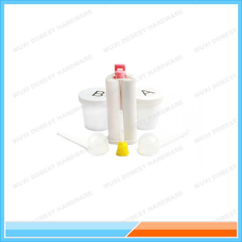 Dental Impression Material Silicone Putty 50ml 1:1 Dual Component Cartridge  Filling Machine