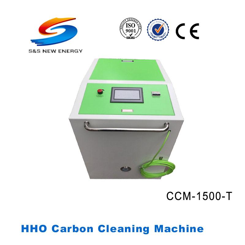 Hydrogen Fuel Cell HHO Generator 220V Car Engine Washing Machine 1500L/H  CCM-1500-T