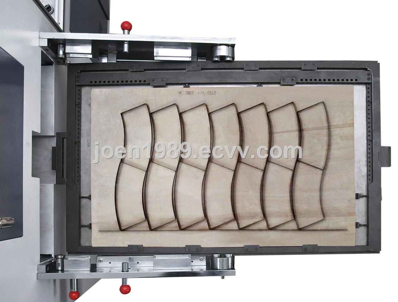 CE Certificate Full Automatic Roll Paper Cup Die Cutting Machine MR-850E