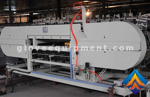 Stripping Machine Glove Equipment