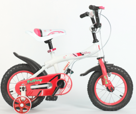 Hot New Products 12 Inch Children Bicycle Kids Bikes Baby Cycle with  Lighting Training Wheels