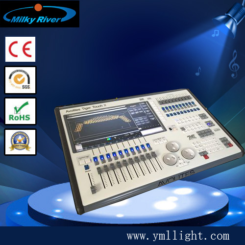 most Popular Hot Sale Stage Lighting International Pearl Tiger Touch II 2  Console DMX512 Controller