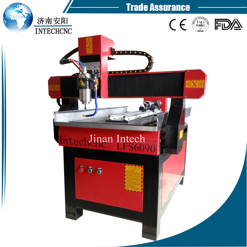 High Efficiency 600*900mm Wood CNC Router Machine