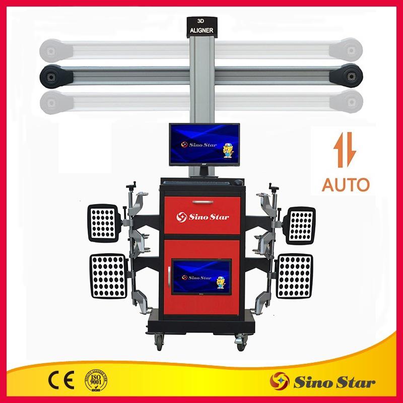 Wheel Alignment Machine >> 3d Wheel Aligner Wheel Alignment Machine For Sale Ss 3d A4 Plus