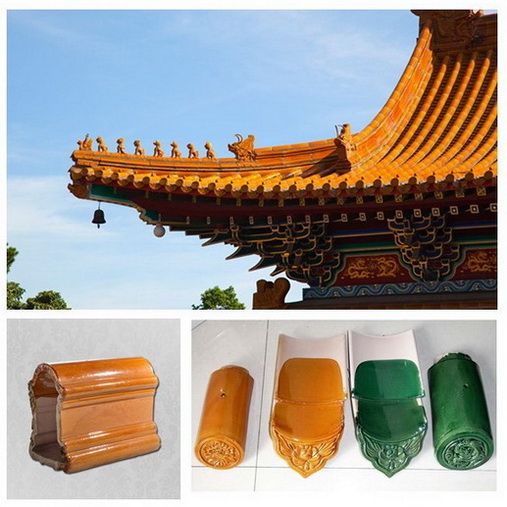 supply chinese temple roof tiles roofing decorations purchasing