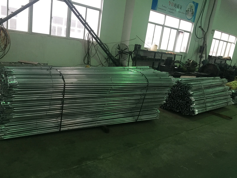 56399725d25a Galvanized Punched Scaffolding Cross Brace for Scaffold Frame from ...