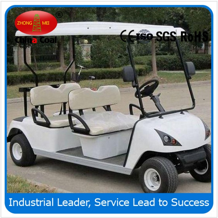 4 Seats Golf Cart