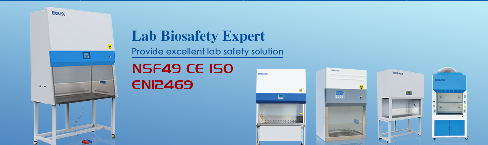Class II B2 biological safety cabinet price biobase biosafety cabinet laminar flow cabinet with filter