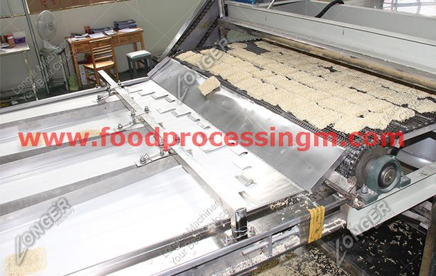 Fired Instant Noodle Production Line