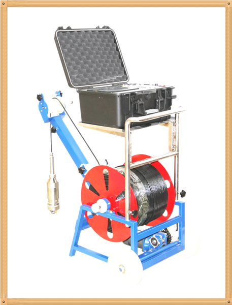 Deep Well Camera and borehole inspection camera