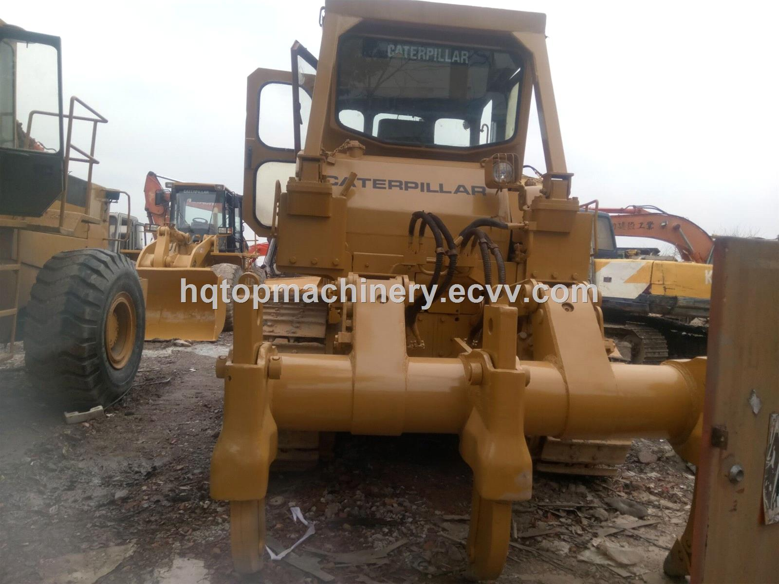 Used Japan Crawler BulldozerJapanese Original Caterpillar D8K D6G D7 Used Track BulldozerDozer