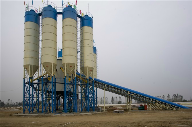 Compact Structure 200T Cement Silo with Complete Set Sales Service