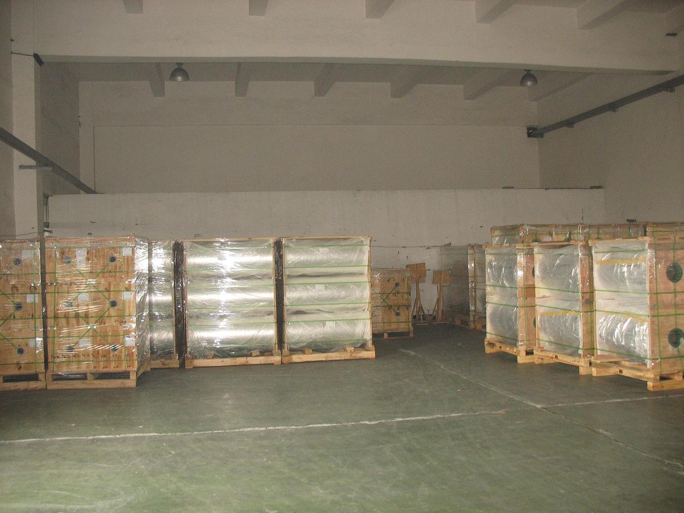Transparent APET Sheet for Offset Printing