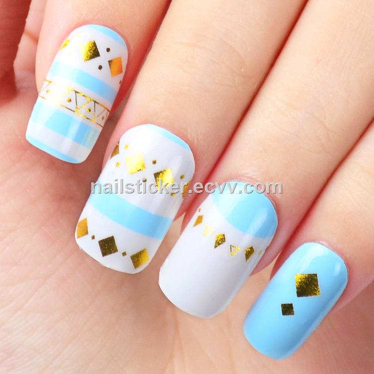 in Stock Tintark Design Self Nail Wraps Stickers Adhesive Polish ...