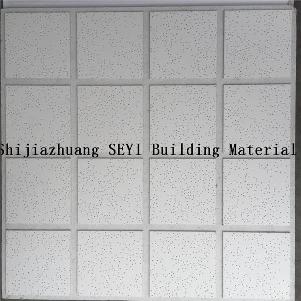 Acoustic Ceiling Tile Mineral Fiber Ceiling Mineral Fiber