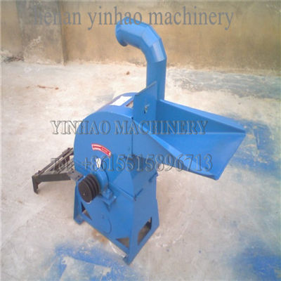 Hot sale Agricultural chaff cutter machinehay cutter for pig and chicken feed