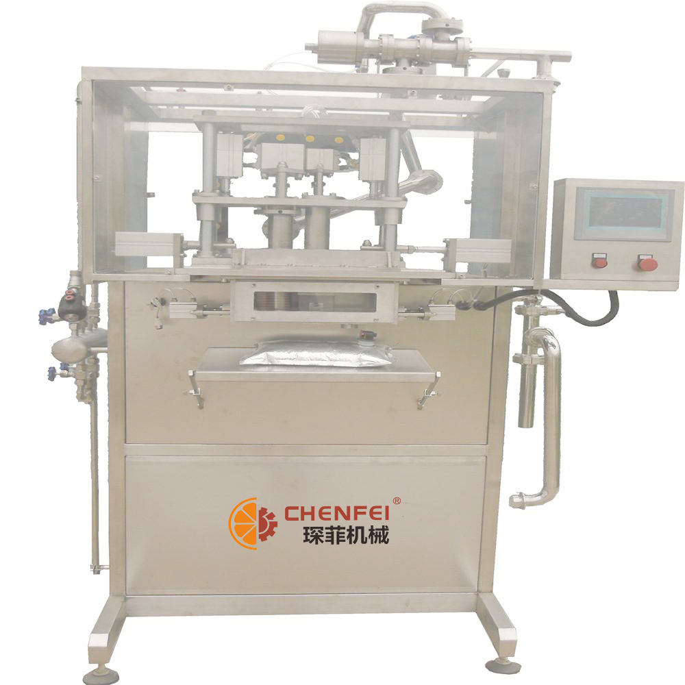 ASEPTIC BAG IN BOX FILLING MACHINE FOR JUICEWINEDRINKING WATER ASEPTIC FILLER