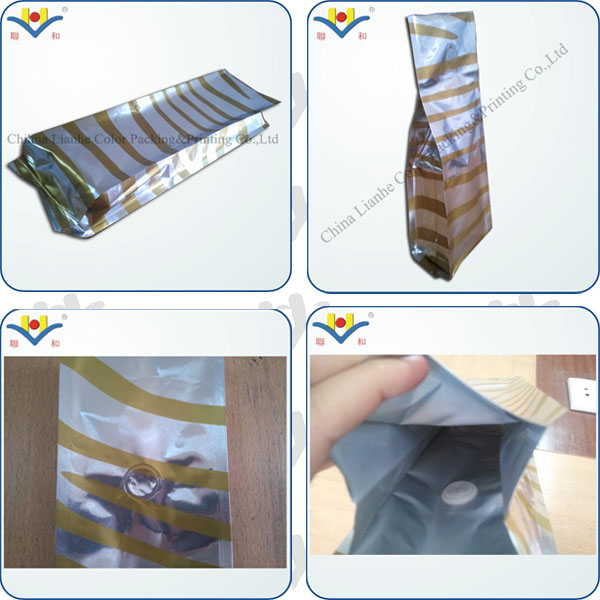 the Aluminum Packing Bag with Valve