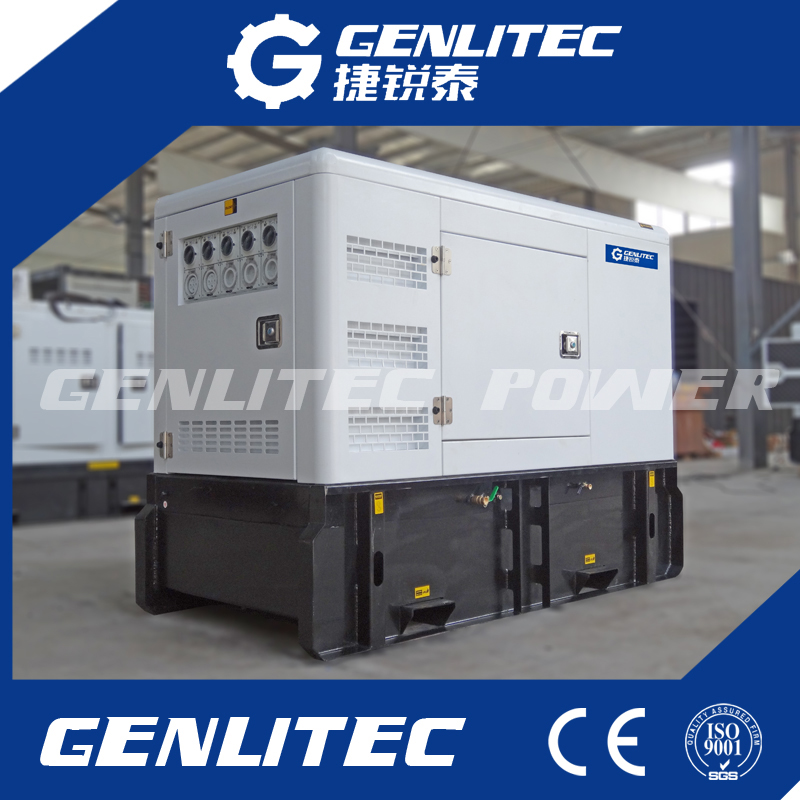 Factory Price! 20kva Perkins Silent Diesel Generator Set CE Approved