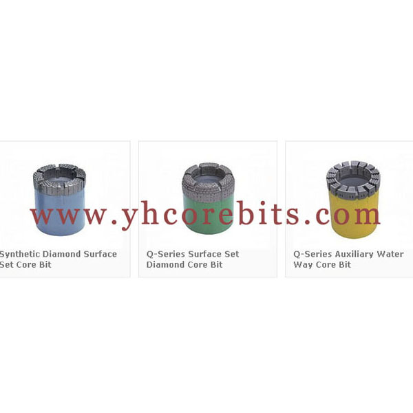 High Quality Wet and Dry Diamond Core Drill Bit for Granite Marble and Concrete