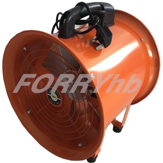 SHT Series Portable Single Phase Explosion Proof Ventilator Fan Axial Fan