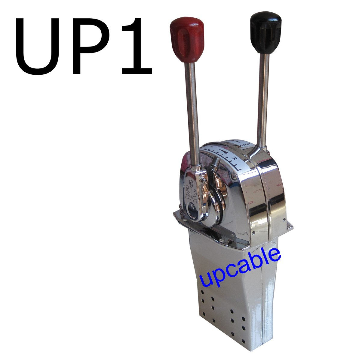 UP1 Top Mount Marine/Boat Engine Control Box, Hilex TSK Control ...