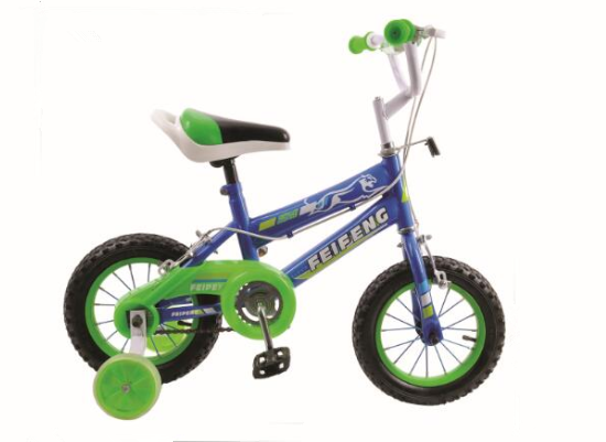 Children Bicycle Kids Bike Bmx With Led Light Training Wheel From