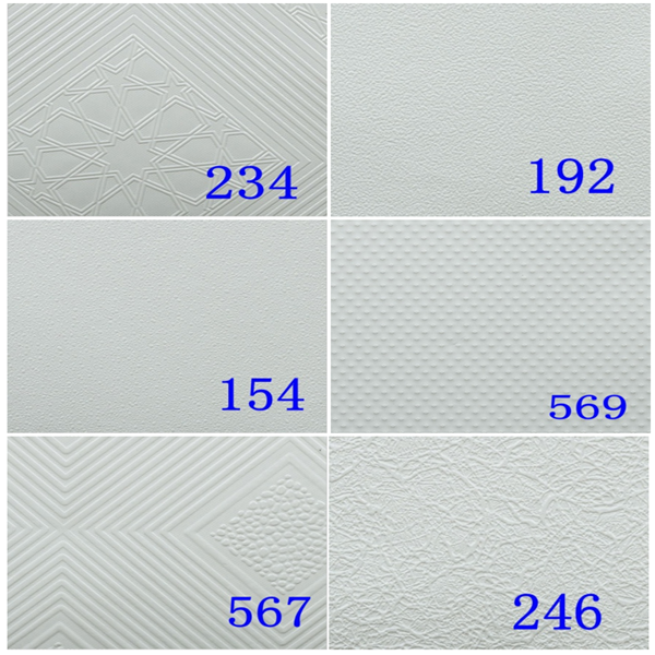 Gypsum Ceiling Lamination PVC Film gypsum ceiling film