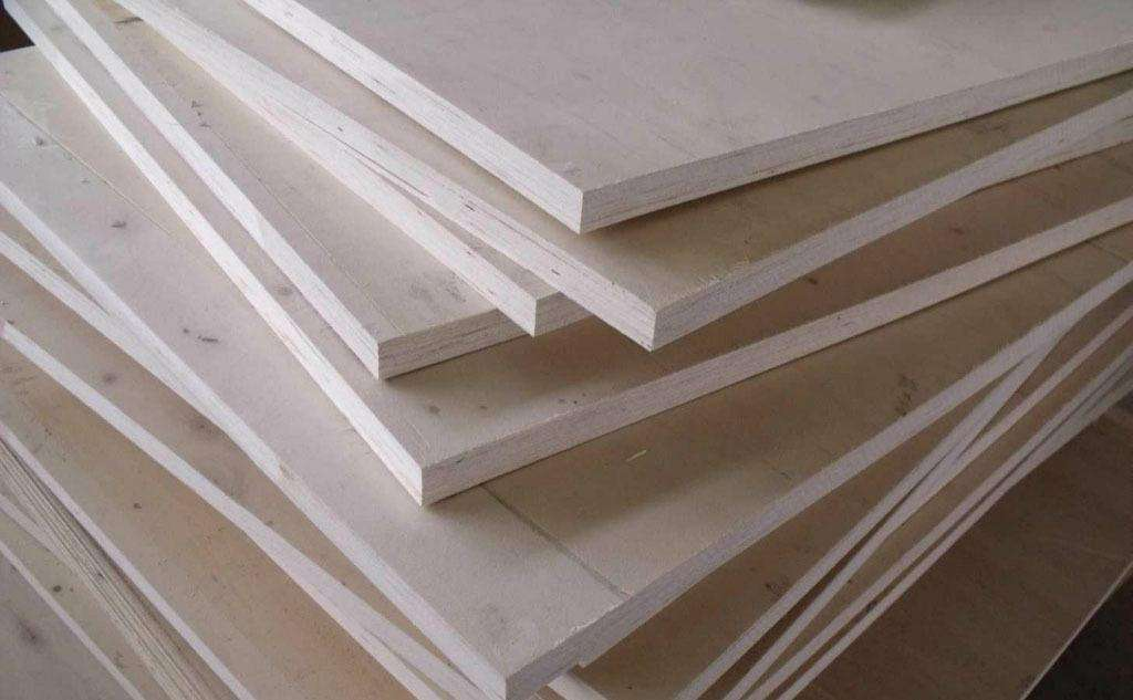 4 x 8 poplar veneer sheet marine commercial plywood