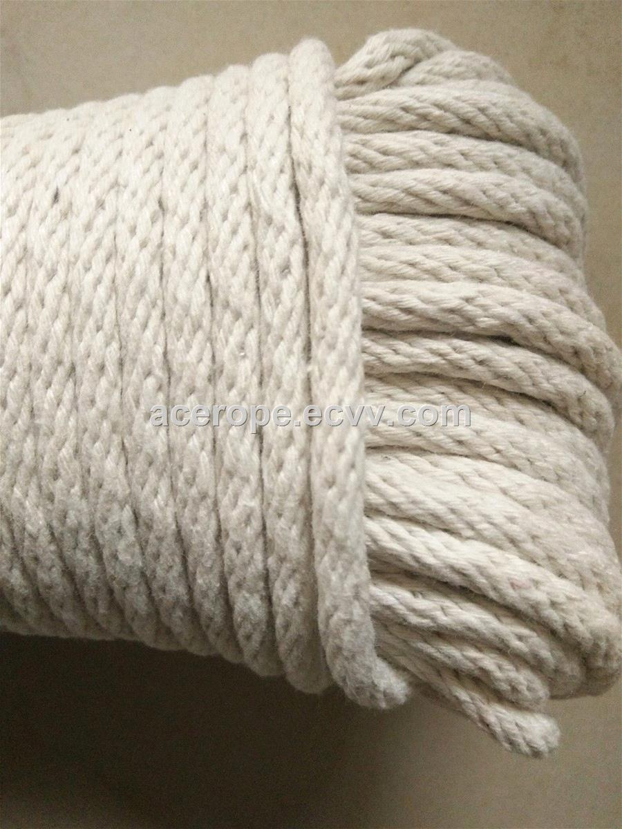 Solid Braided Cotton Clothesline Purchasing Souring Agent Ecvv