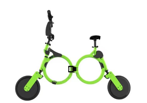 QQ Smart Folding E- Scooter