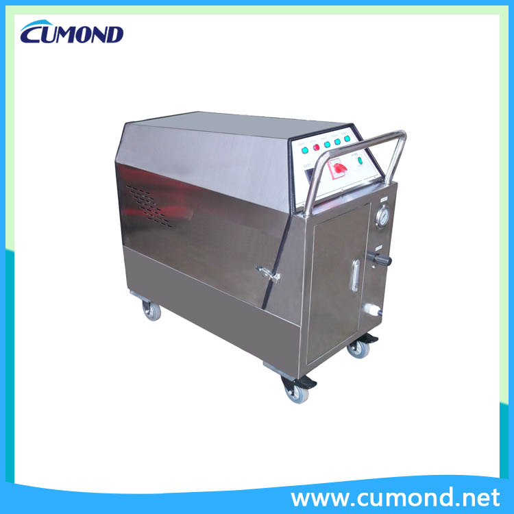 Mobile Steam, Hot&Cold Water High Pressure Cleaning Machine, Electric Driven, CW-EWS32