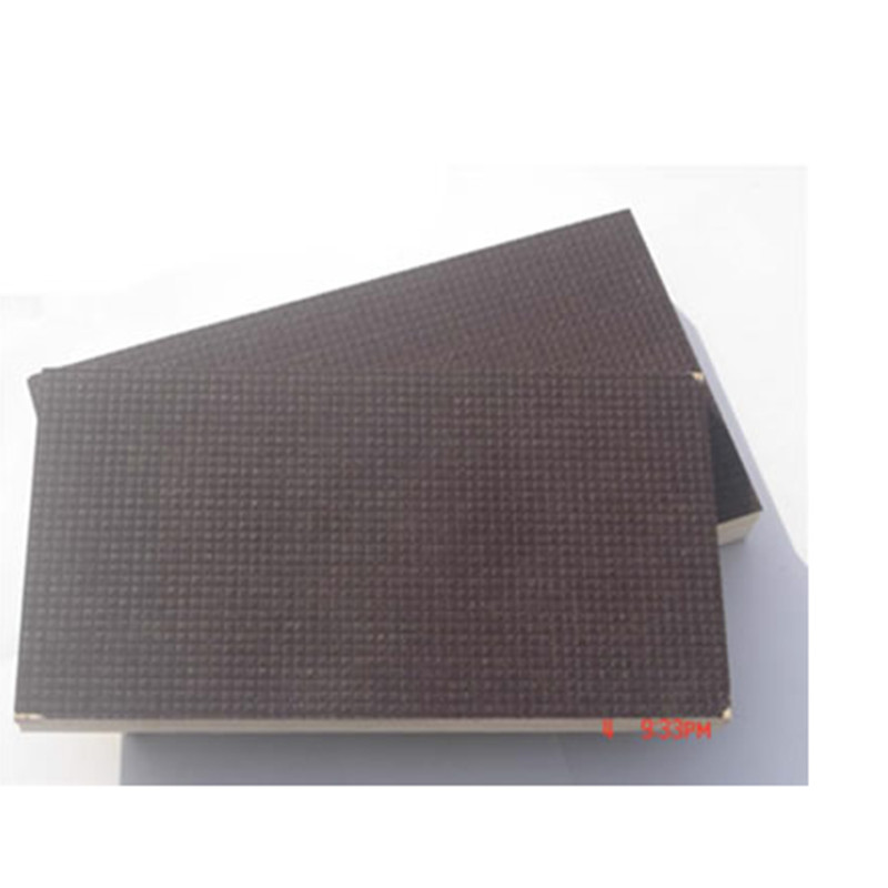 Good Quality Low Price AntiSlip Film Faced Plywood From China