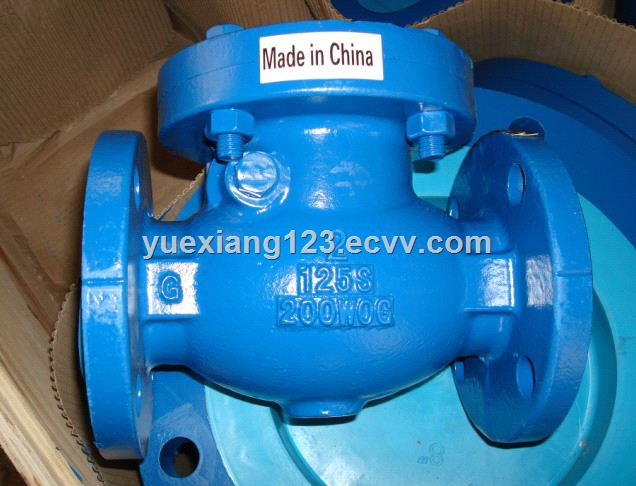 check valve wafer swing type check valve