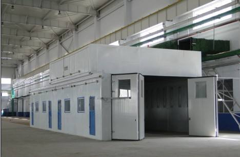 China Infrared Furniture Paint Spraying Room, Drying Room for Sale (CE Approved),