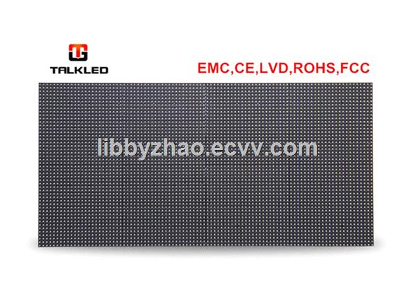 P7 Outdoor Full Color LED Screen with Front Service