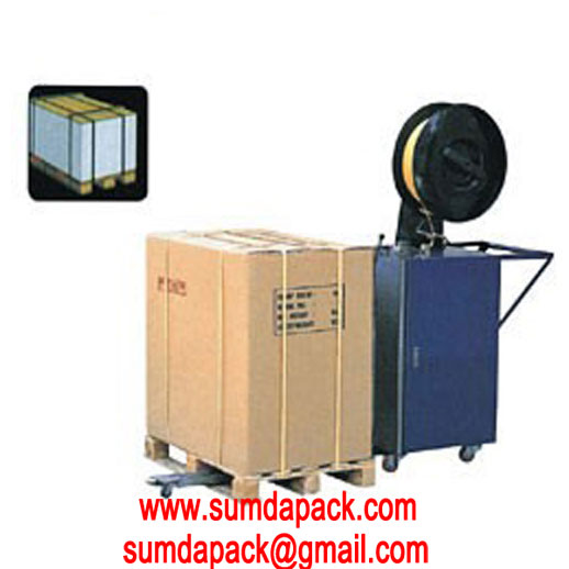 SD130A Automatic strapping machine for pallets