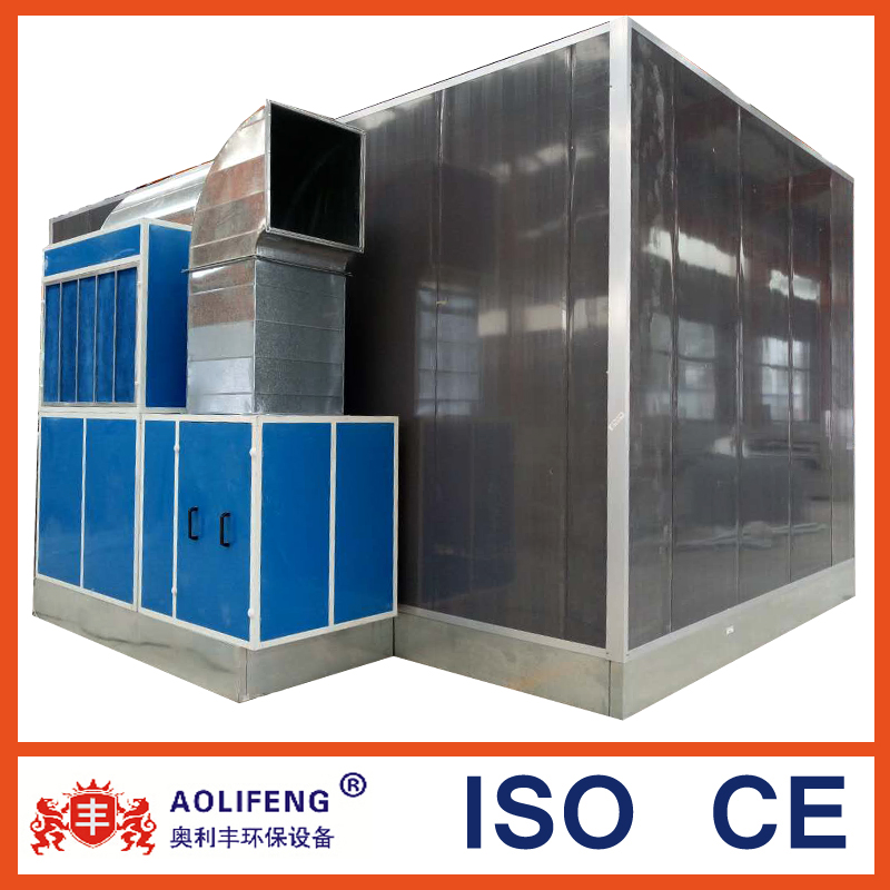 Ce Approved Car Paint Oven Used Paint Booth Spray Booth