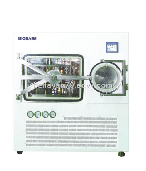 Biobase Laboratory Freeze Dryer with 1 Sq  M Drying Area BK-FD100S