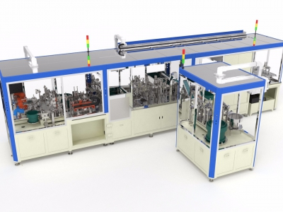 Tappet body fullautomatic production line
