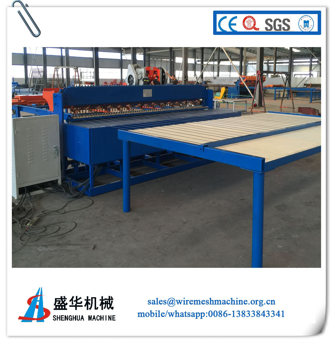Welded Wire Mesh Machine for Roller Mesh purchasing, souring agent ...