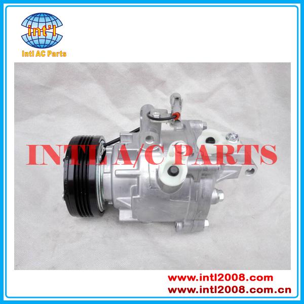 Auto AC Compressor for Mitsubishi QS70 /Swift 2011 AKS200A205 AKS200A205A  95201-68LA1 95200-68LA3