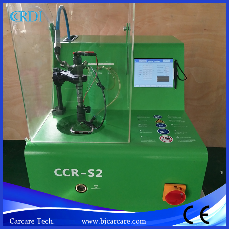 Testing Equipment Common Rail Injection Test Bench Diesel