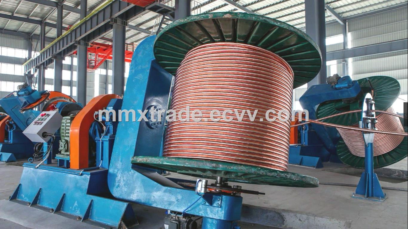 Drum Twister Wire Rope Cable Stranding Machine(JPD2500/3150 ...