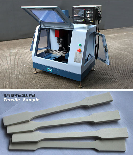 Sample Preparation Machine Small CNC Mill