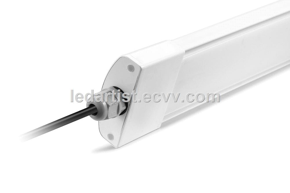 Model C 18W Slim Triproof LED linear light 120LMW 130LMW