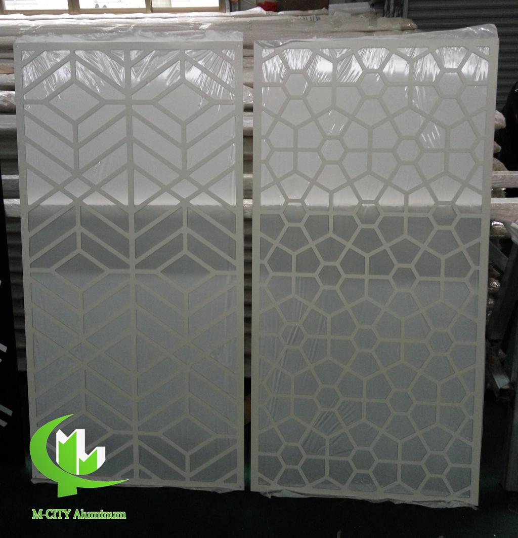 Aluminum Decorative Laser Cut Metal Sheets From China Manufacturer